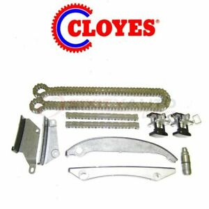 Cloyes Front Engine Timing Chain Kit For 2006 2007 Dodge Charger Valve Ag