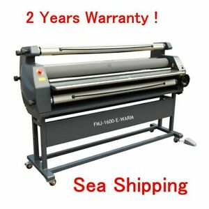 63 Entry Level Full Auto Wide Format Heat Assisted Cold warm Laminator Machine