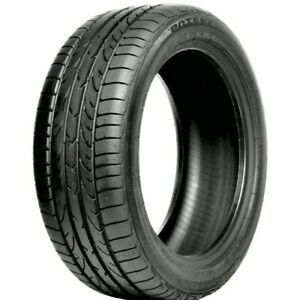 1 New Bridgestone Potenza Re050 255 45r18 Tires 2554518 255 45 18