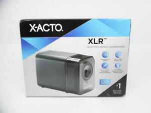 X acto Electric Pencil Sharpener Xlr Heavy Duty Electric Pencil Sharpener Quiet