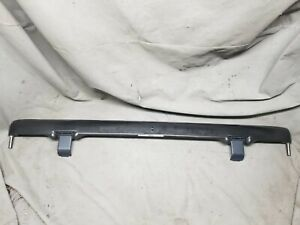 97 02 Jeep Wrangler Tj Soft Top Header Channel Factory