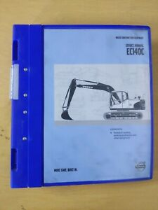 Volvo Construction Equipment Ec140c Service Manual