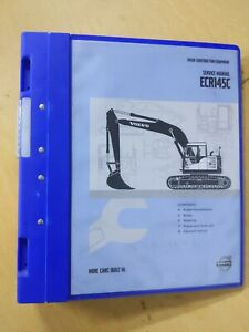 Volvo Construction Equipment Ecr145c Service Manual