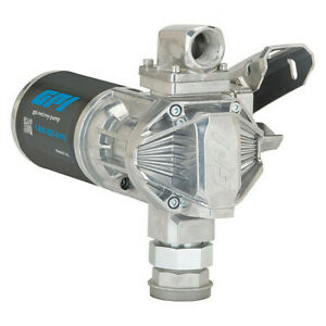 Great Plains Industries 162000 01 Fuel Transfer Pump 12vdc 20 Gpm 1 3 Hp