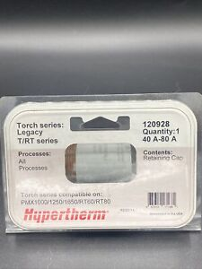 Hypertherm Genuine Powermax 1000 1250 1650 Retaining Cap 120928