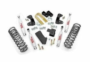 Rough Country 2 5 Suspension Leveling Kit Ford F 150 4wd 420 20