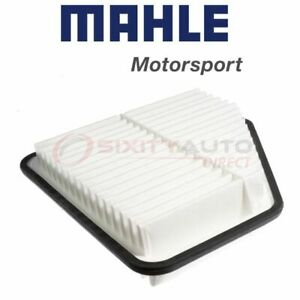 Mahle Air Filter For 2009 2010 Toyota Corolla Intake Inlet Manifold Fuel Fy