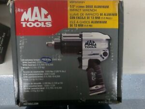 New Mac Tools 1 2 Drive Aluminum Impact Wrench
