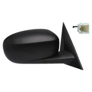 Ch1321294 New Right Door Mirror Power Without Heated Glass Non Folding Type Tex