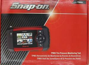 New Snap On Tpms4 Tire Pressure Monitor System Wifi Scanner Diagnostic Unit