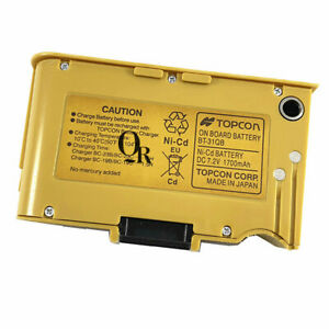 High Quality Bt 31q Battery For Topcon Auto Level Surveying Instrument 17000mah