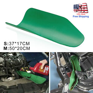 2 Sizes Flexible Oil Draining Funnel Tool Flexable Drainage Tool Funnel Type