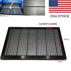 Honeycomb Work Table Bed 12 59 8 66 For Co2 Laser Engraving Cutting Machine