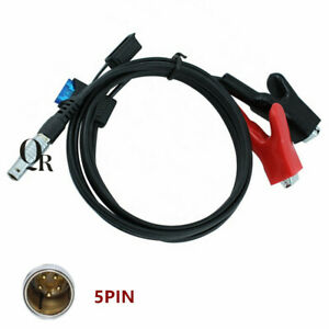 565855 Cable Sr530 Gps Power Cable For Leica Sr 530 1200 Gps 565855 Cable