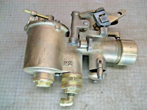Rayfield Brass Carburetor H2 Findeisen Kropp Model T Or A Car Truck Old Parts