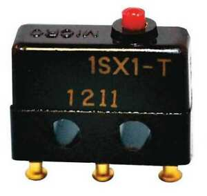 Honeywell 1sx1 t Sub mini Snap Action Switch Pin Plungerspdt 7a 250vac