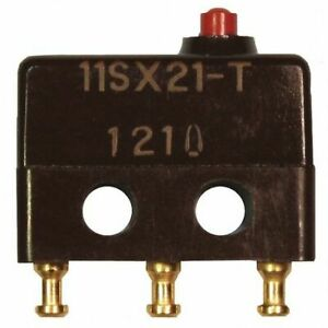 Honeywell 11sx21 t Sub mini Snap Action Switch Pin Plungerspdt 5a 250vac