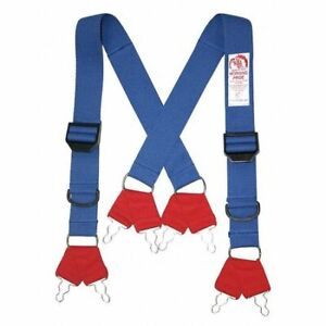 Morning Pride Sp dfq xl Fire Fighting Pant Suspenders Non Flame Resistant
