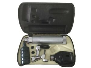 Welch Allyn Diagnostic Set W Ophthalmoscope 11710 Operating Otoscope 21700