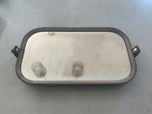 Vintage Truck Side View Mirror 11 X 7