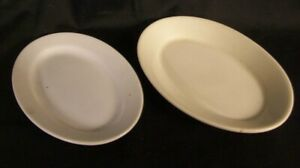 Restaurant Supplies 6 Oval China Plates 7 5 And 8 25 Long