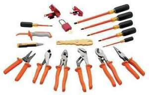 Ideal 35 9101 Insulated Tool Set 18 Pc