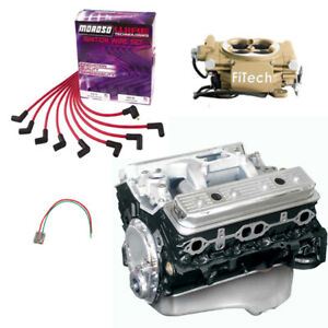 Blueprint 383 Sbc Crate Engine Package Fitech Easy Street Efi