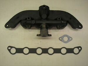 Allis Chalmers B C Ca Rc Exhaust Manifold With Gaskets 20 44 1