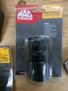 New Mac Tools 401 Shank Quick Release Air Hammer Bit Retainer