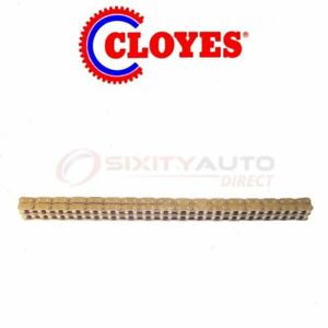 Cloyes Front Engine Timing Chain For 1987 1988 Chevrolet V20 Suburban Is