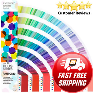 New Pantone Tpx Plus Series Extended Gamut Guide Solid Colors On Coated Stock