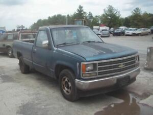 Manual Transmission 2wd Fits 88 92 Chevrolet 1500 Pickup 973624