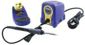 Fx 888d Hakko Fx888d 29by Digital Soldering Station Iron Holder Cleaning Sponge