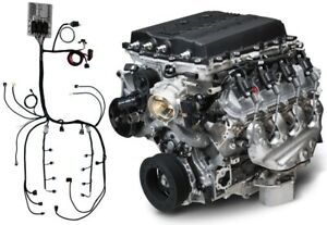 Chevrolet Performance Lt5 6 2l 755hp Crate Engine W Speartech Engine Harness