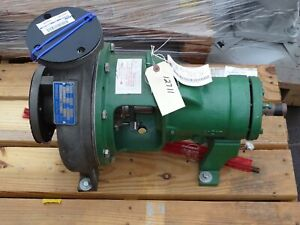 Crane Deming 316 Stainless Centrifugal Pump 3x2 K9 5 3065 2255 6207