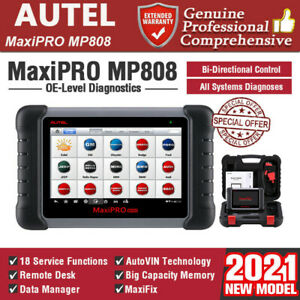 Autel Mp808 Auto Diagnostic Scan Tool Full system Scanner Bidirectional As Ms906