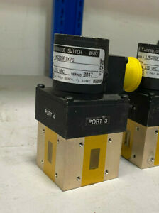 Logus Waveguide Switch Lm62bsf1x76
