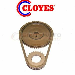 Cloyes Engine Timing Set For 1967 1970 Ford Mustang 7 0l V8 Valve Train Eb