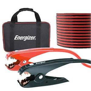Energizer Jumper Cables For Car Battery Automotive Boostercables 25ft 1 gauge