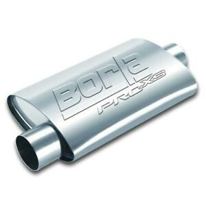 Borla 40359 Proxs Muffler 3 In Center In offset Out