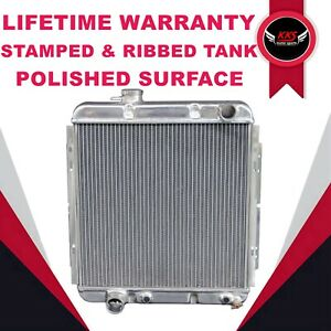 Kks 3 Rows Radiator For 1960 1965 Ford Falcon 61 65 Mercury Comet 65 66 Mustang