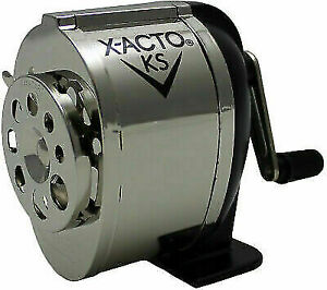 X acto Ks Manual Pencil Sharpener 1031