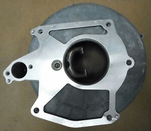 Gm 10126488 Nos Magnesium Bellhousing 1989 96 C4 Corvette W zf 6speed W fork