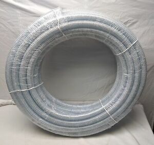 Tek Tube Pvc Clear Large Hose 1 x100