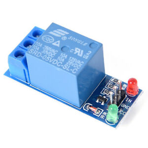 5v 1 Channel Relay Board Module Optocoupler Led For Arduino Pic Arm Avr usn