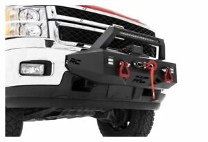 Rough Country Exo Front Winch Mount System 11 19 Silverado 2500 3500 10764