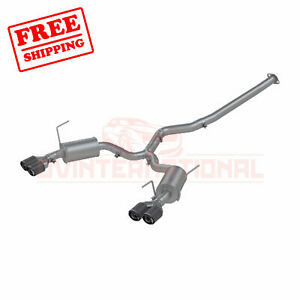 Mbrp Exhaust Sys For Subaru Impreza Wrx Sedan 2 0l Wrx Sti Sedan 2 5l 2011 14