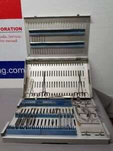 Eye Surgical Instrument Set