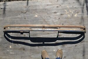 1920 s 1930 s Antique Vintage Classic Automobile Front Bumper 4