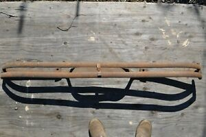 1920 s 1930 s Antique Vintage Classic Automobile Front Bumper 3